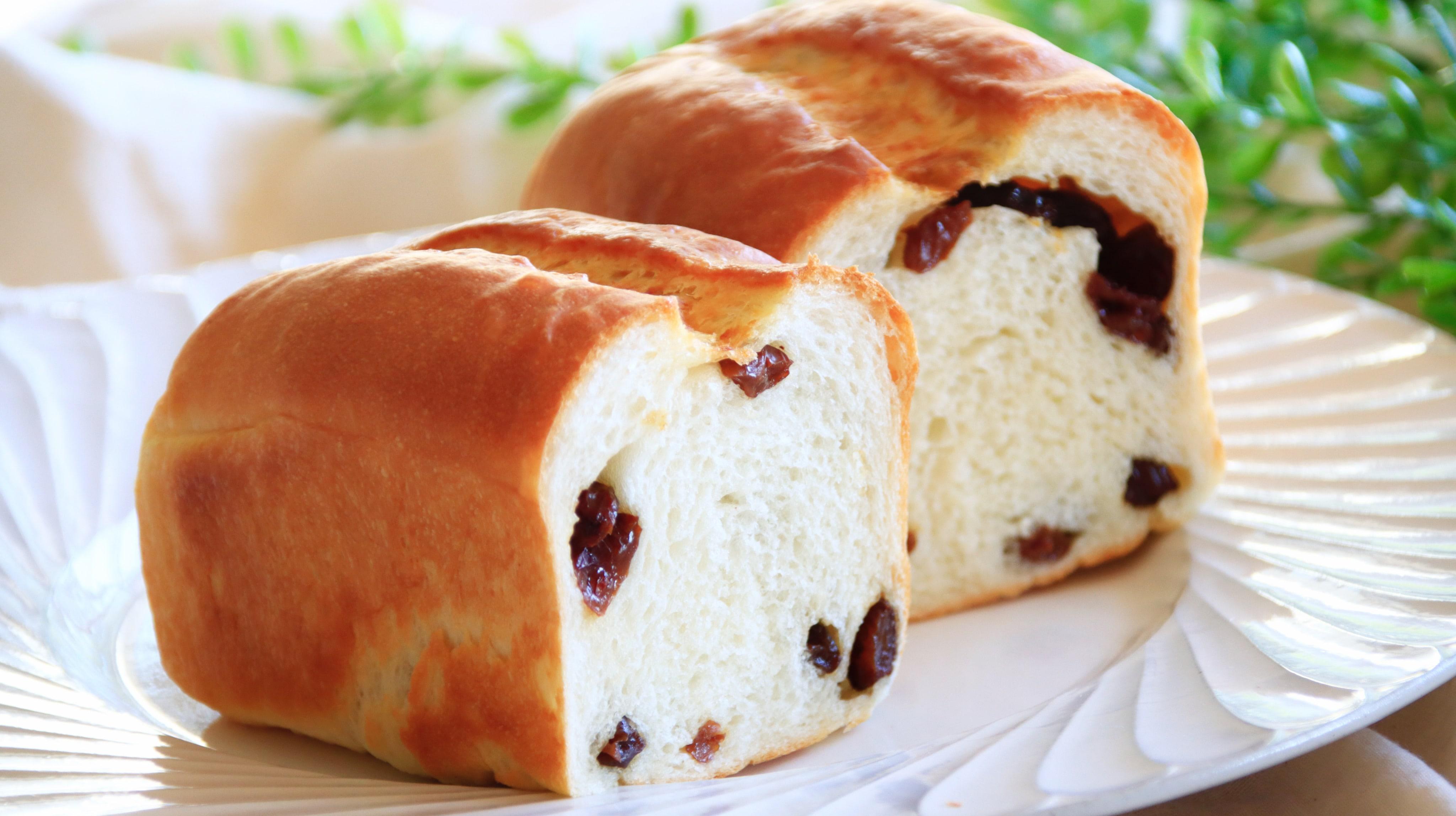 パンが膨らむ理由!膨らまないのはなぜ?